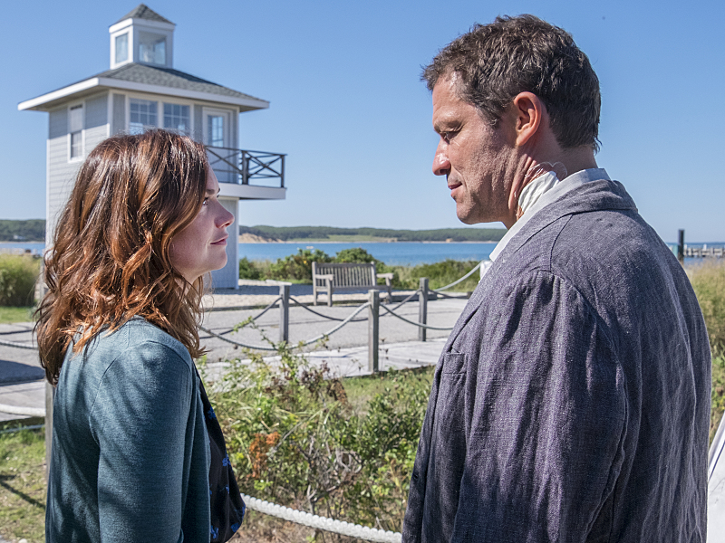 The Affair Ruth Wilson Dominic West