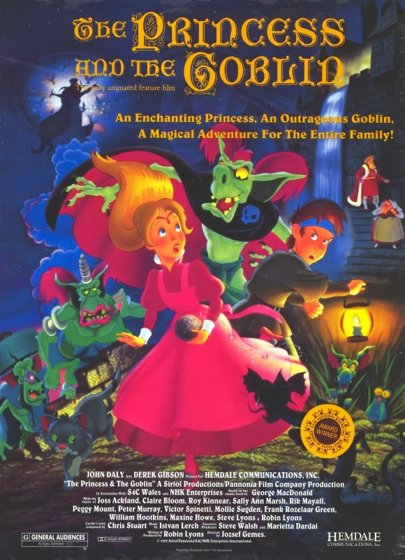Watch The Princess and the Goblin (1991) Online For Free Full Movie English Stream
