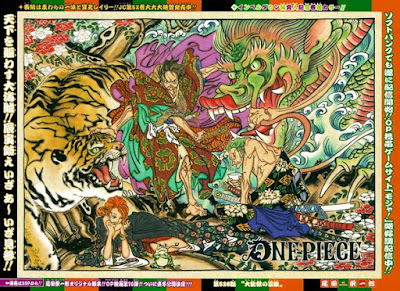 colorspread one piece chapter 526
