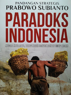 Download PDF Buku Paradoks Indonesia Prabowo Subianto
