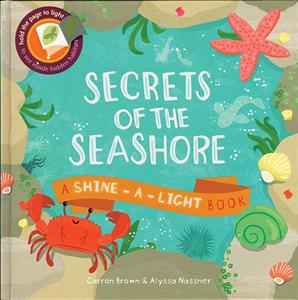 Secrets of the Seashore - A Shine-A-Light Book