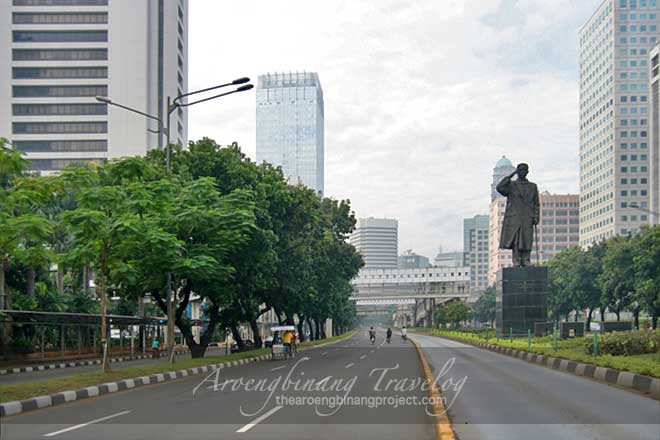 statue of general sudirman