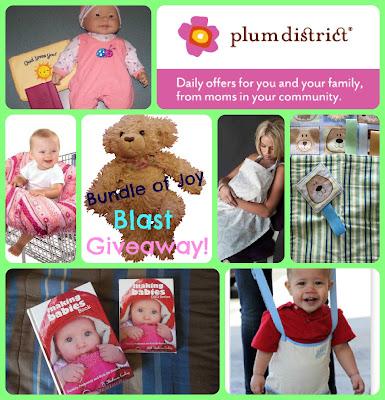 Bundle Of Joy Blast Giveaway Planet Weidknecht