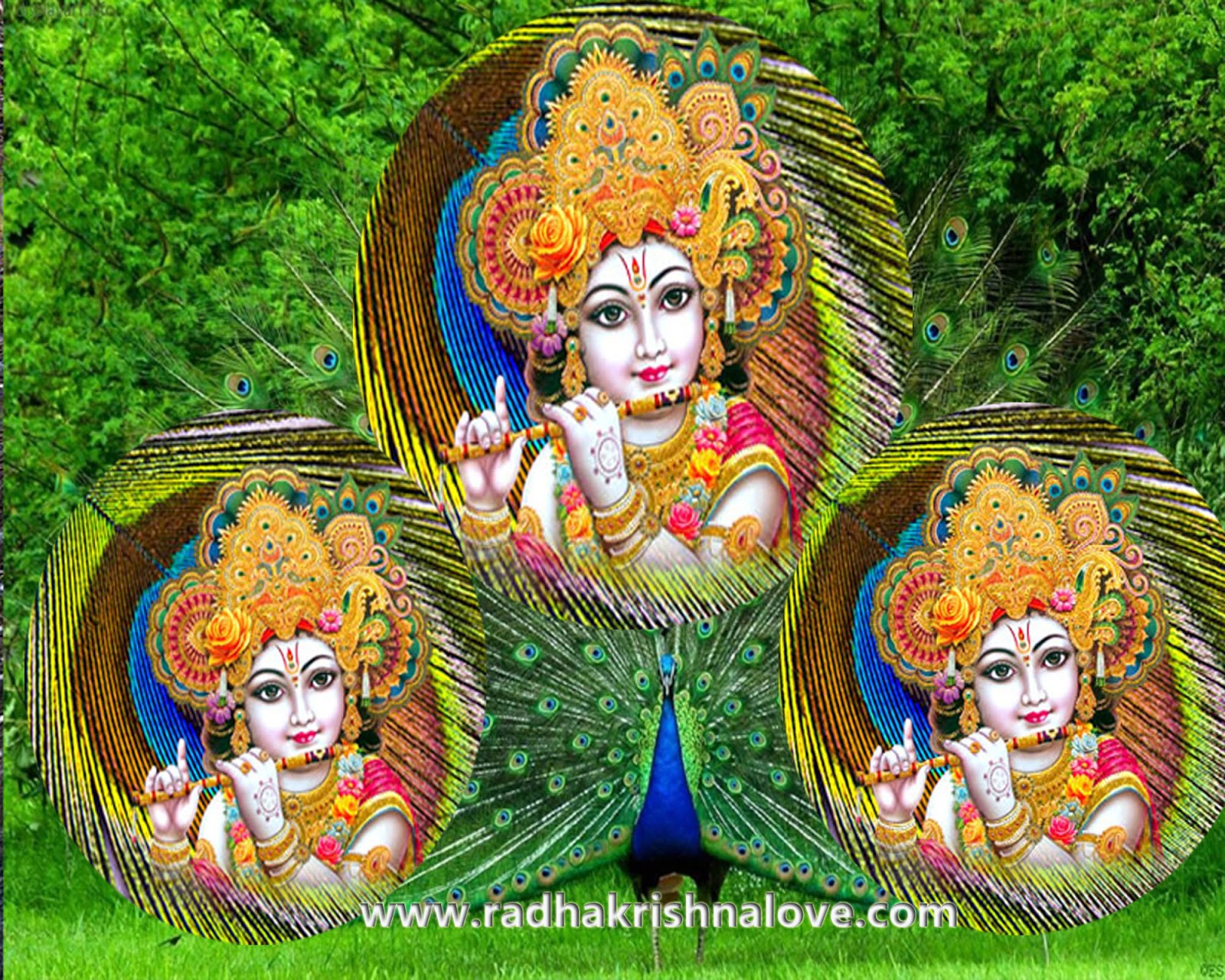 Radha Krishna Love Wallpapers