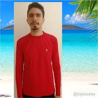 Por que Escolher Camisas de Proteção Solar de Poliamida fcc007bf1d6