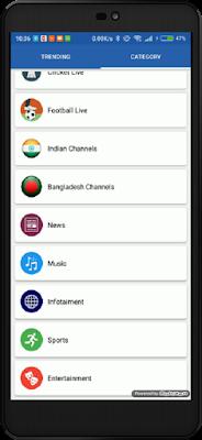 تحميل تطبيق wow sports live الجديد لمشاهدة جميع القنوات الرياضية المشفرة على الاندرويد