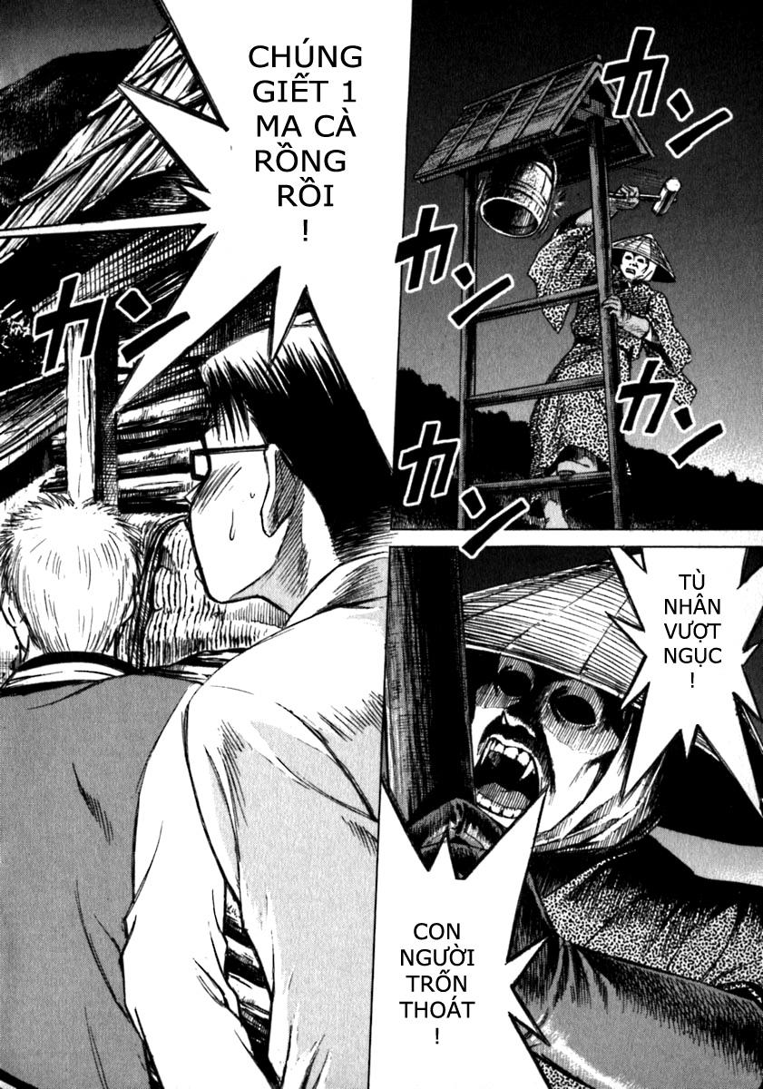 Higanjima chapter 24 trang 12