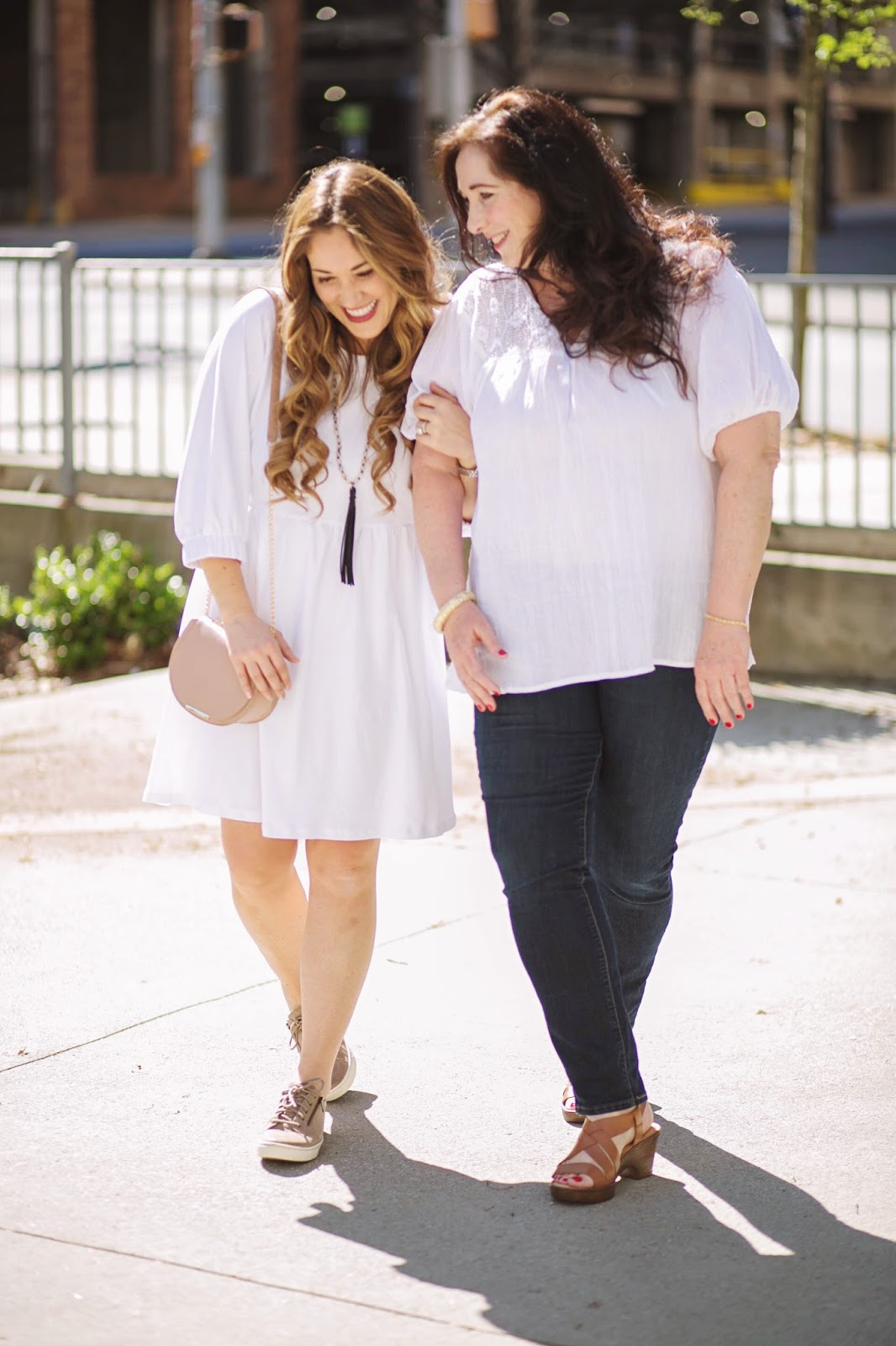 Mother Daughter Trip to Atlanta by fashion blogger Laura of Walking in Memphis in High Heels