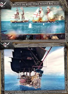 assassins's creed pirates kumpulan game android keren offline