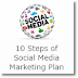 10 Steps of Social Media Marketing Plan