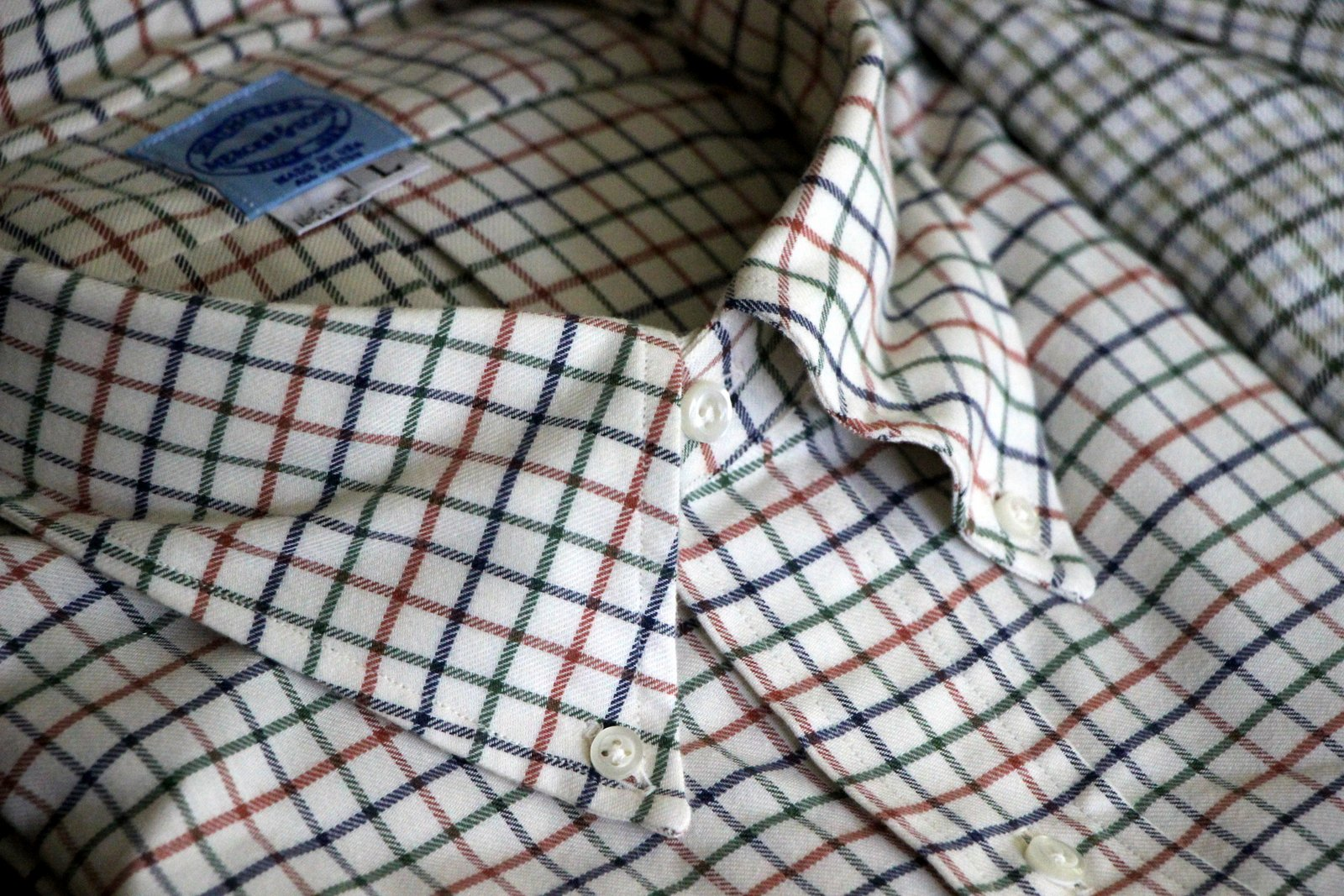 salt water new england tattersall shirts and moleskins