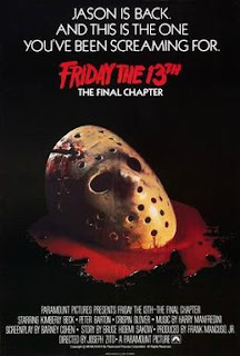 Friday 13th part 4: The Final Chapter