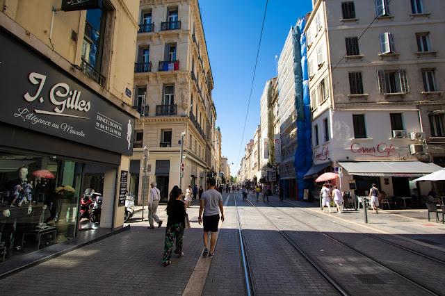 Rue Rome, Marsiglia