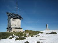Cima del pico Turbina, en el Cuera