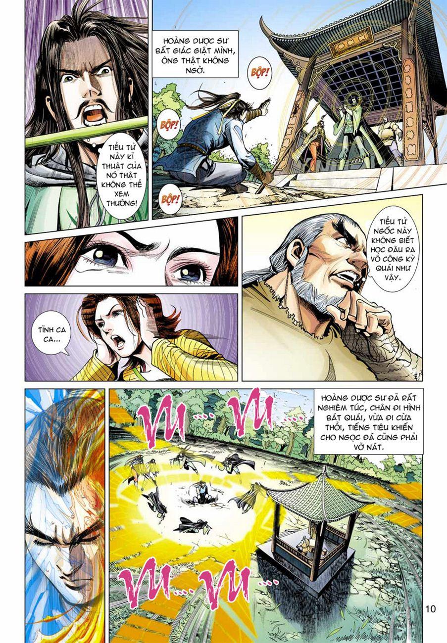 Anh Hùng Xạ Điêu anh hùng xạ đêu chap 47 trang 10