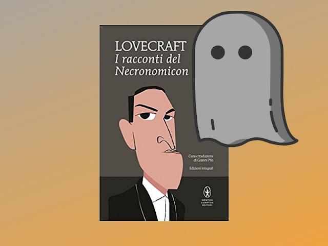 I racconti del Necronomicon: racconti horror inquietanti