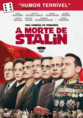 A Morte de Stalin Torrent (2018) Blu-Ray 720p e 1080 Dual Áudio