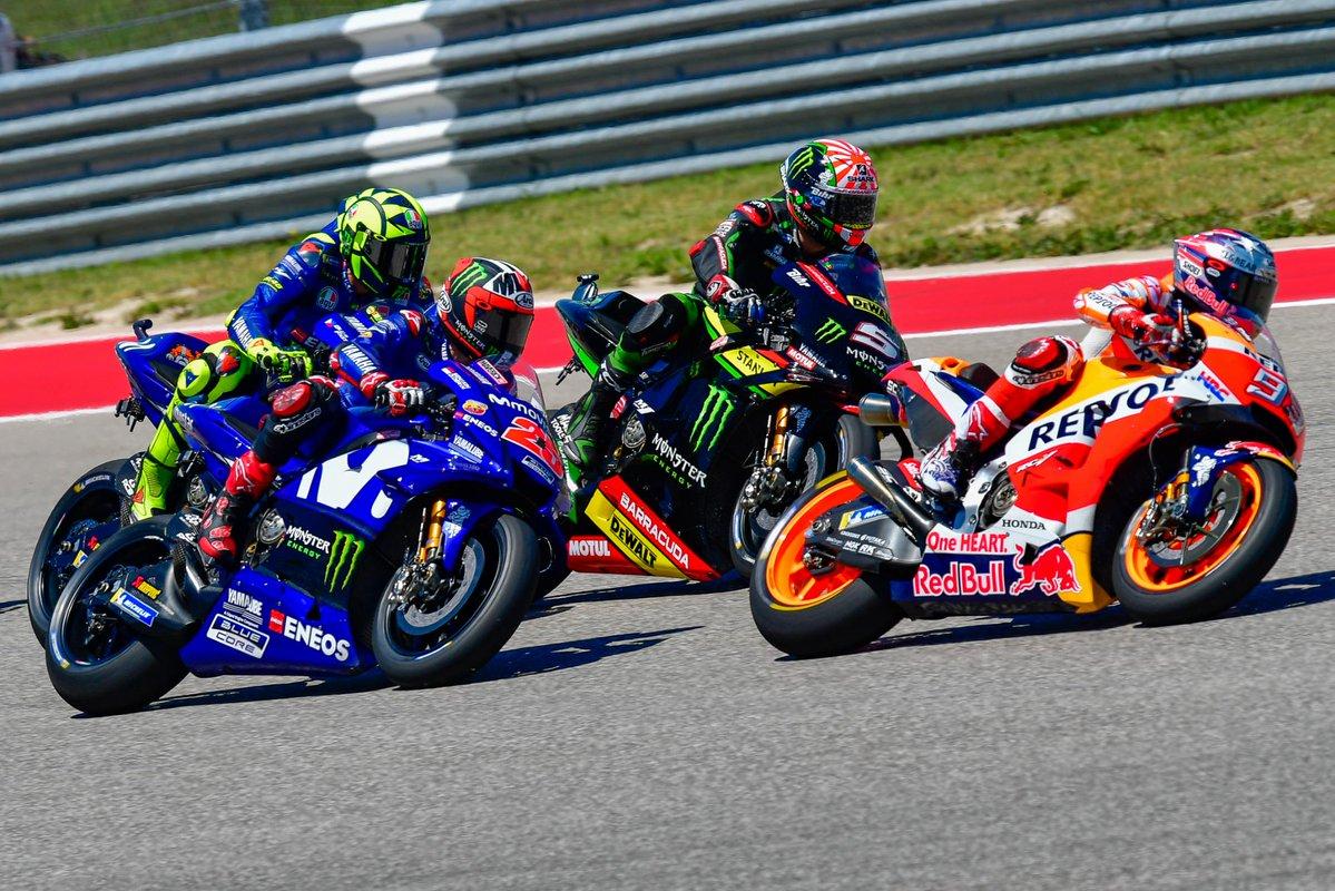Pengaruh Rossi Kian Berkurang Di MotoGP