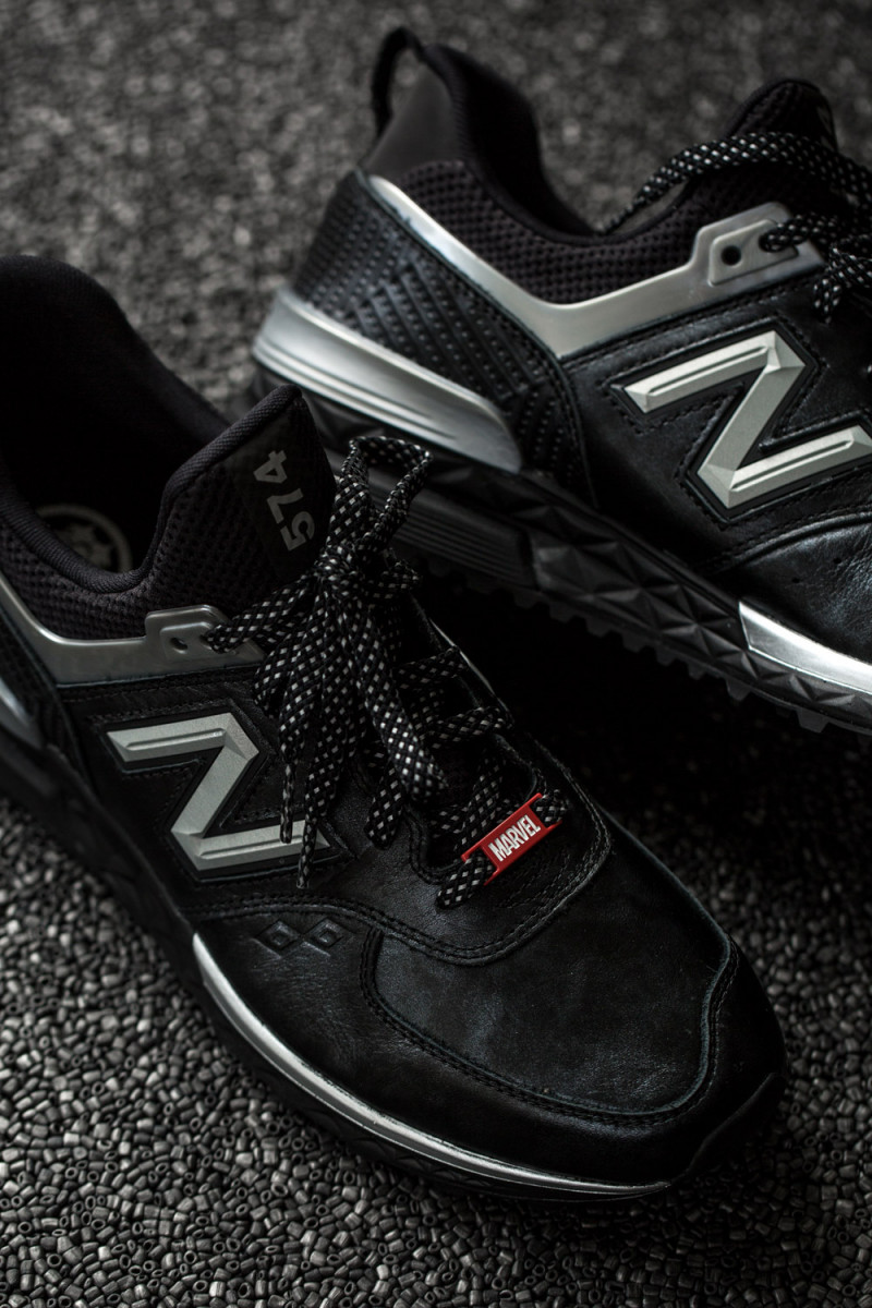 98ebe70d7 Black Panther Limited Edition Sneakers by New Balance x Marvel x Jimmy Jazz