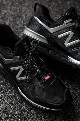 Black Panther Limited Edition Sneakers by New Balance x Marvel x Jimmy Jazz