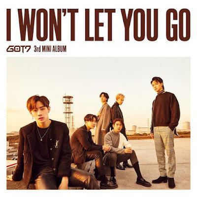 GOT7 – I WON'T LET YOU GO [JAPANESE] [Album]