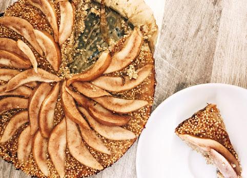 Zdrowe ciasto dla tych co nie mają czasu i zdolności.