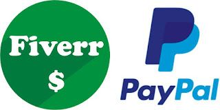 Cara withdraw dollar di Fiverr ke Paypal