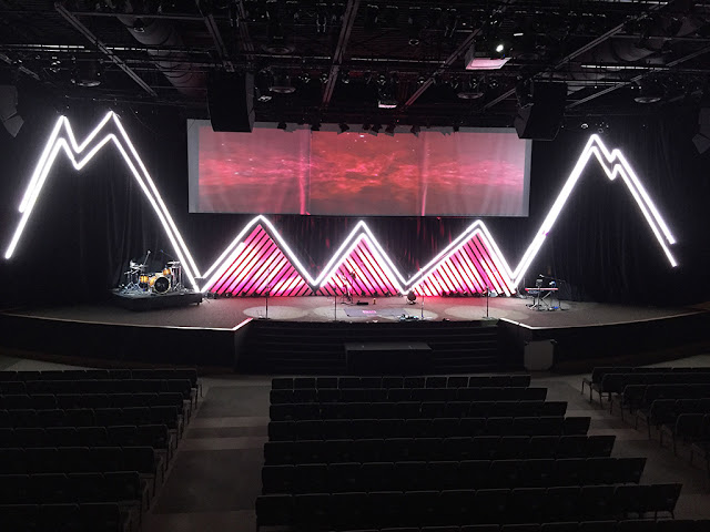 guitar center professional, house of worship installation, AV, audio, video