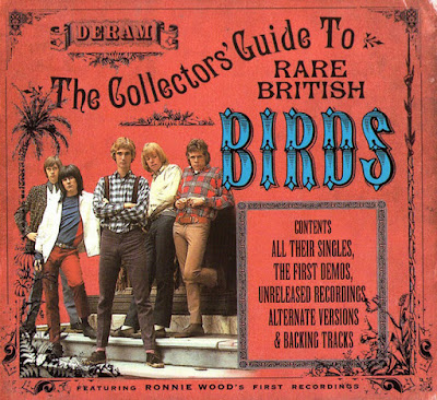 The Birds - The Collector's Guide To Rare British Birds