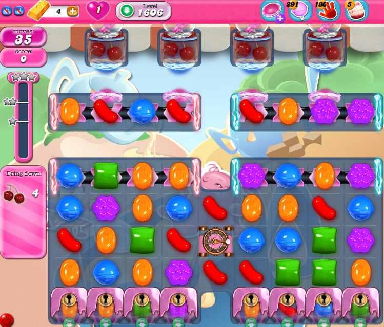Candy Crush Saga 1606