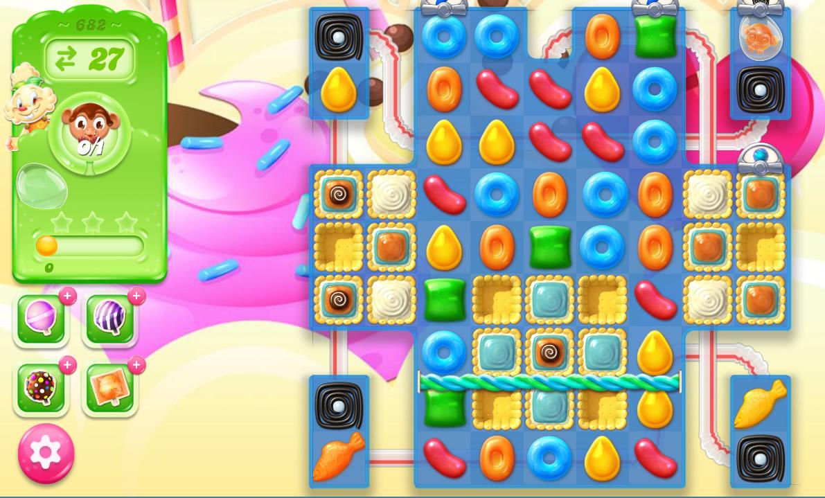Candy Crush Jelly Saga level 682