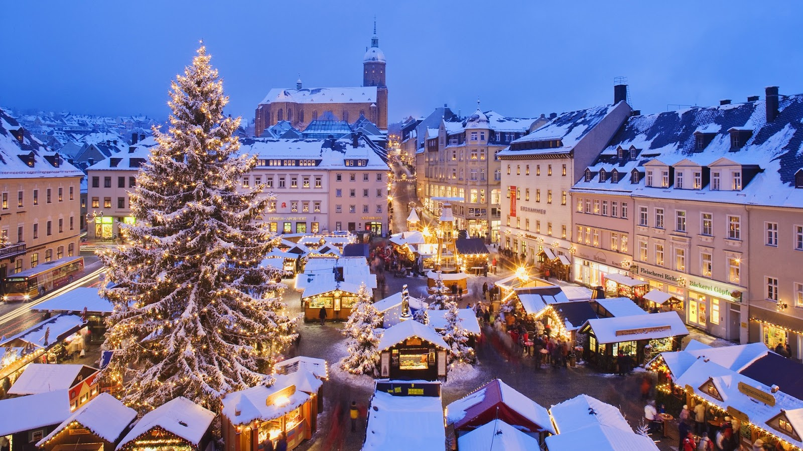 13 Best Christmas Markets in Germany