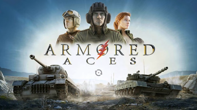 Download Armored Aces v2.4.9 Mod Apk Terbaru Unlimited Money