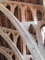 Modernismo; Modernisme; Modernista; Catedral del vi; Catedral del vino; Cooperativa; Bodega; Celler Cooperatiu; Pinell de Brai; Tarragona; Terres de l'Ebre; Catalunya; Cataluña; Catalonia; Catalogne