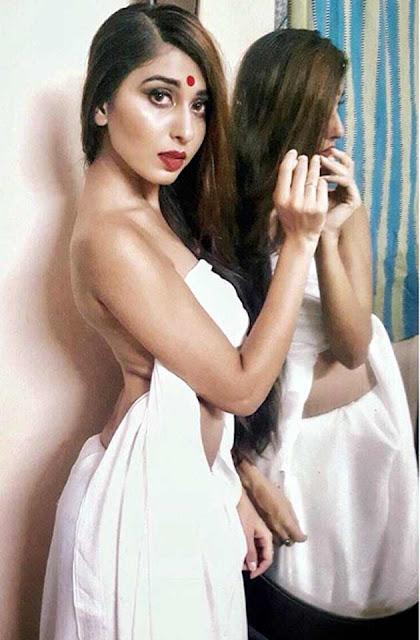 Hot actresses of TV actress_Ruma Sharma