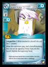 My Little Pony Gilda, Feather Ruffler Equestrian Odysseys CCG Card