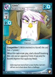 My Little Pony Gilda, Feather Ruffler Equestrian Odysseys CCG Card