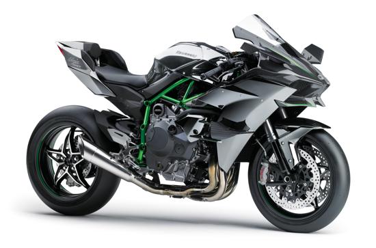 Kawasaki Ninja H2R, 2015