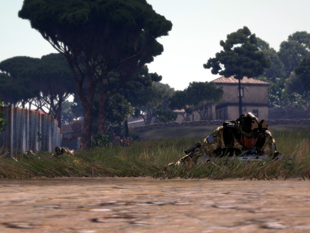 Real and Simulated Wars: ArmA 3 - Mission Editor Goodies: The