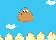 Pou World Decor