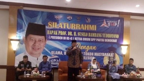 SBY: Pemerintah Utang Tidak Salah, Asalkan...