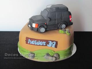 O Jipe do Helder
