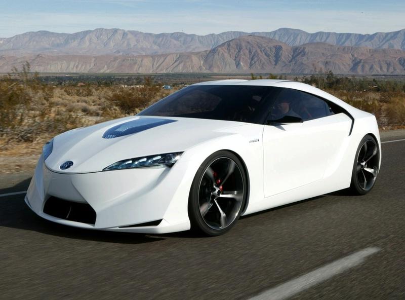 New Sport Cars