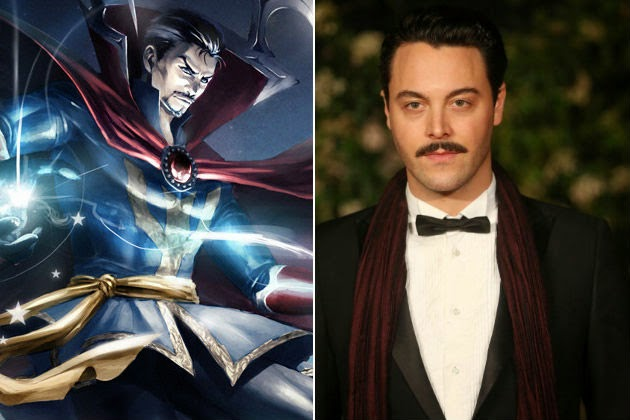 Jack Huston is one of the Top 5 most wanted actors to play Doctor Strange