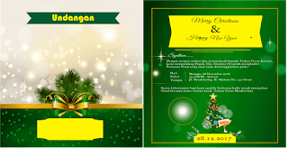Download Undangan Natal