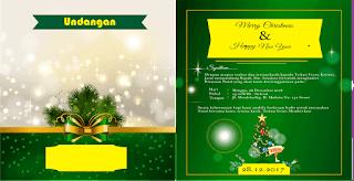 Download Undangan Natal