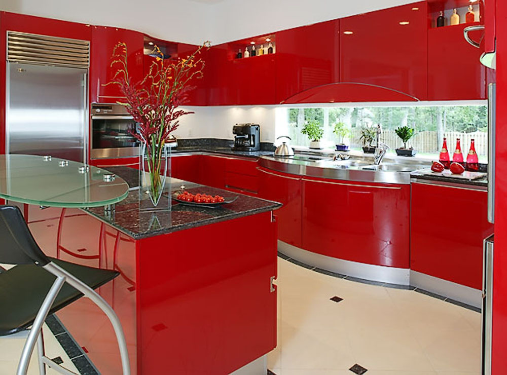 Over 30 Colorful Kitchens  The Cottage Market