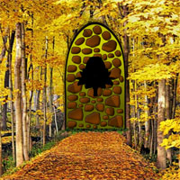 Games2Rule Easy Yellowish Forest Escape