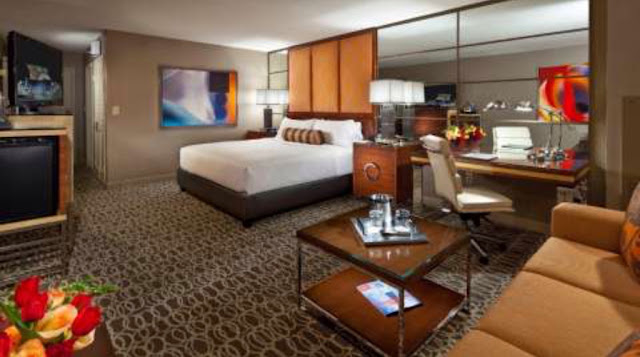 quarto Grand King do MGM