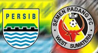 Persib Bandung vs Semen Padang Dimajukan Jadi Sabtu 11 Maret 2017
